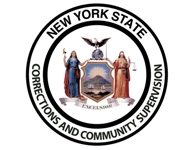 New York State Department of Corrections and Community Supervision Logo